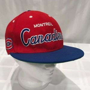 Montreal Canadians, NHL Hat